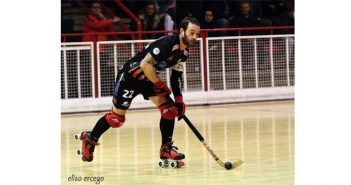 Mattia Cocco in azione