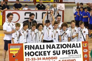 Foto under 13 Breganze secondo posto campionato 2015