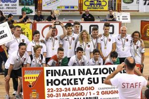 Foto under 17 Breganze vincitrice scudetto 2015