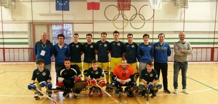 La formazione B di Hockey Thiene va a disputare la Final Eight di serie B